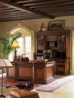 Luxury It Crowd Office Decor
