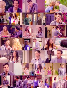 Hollywood Heights Collage