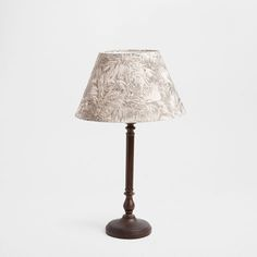 LAMP WITH PRINTED LAMPSHADE - Lighting - Decoration - Sales | Zara Home Germany