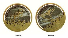 Olympic Medals 1994 Lillehammer