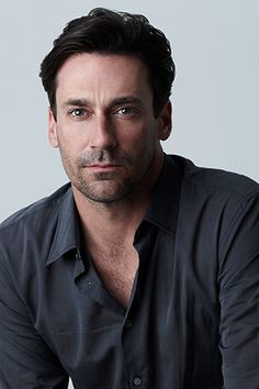 Jon Hamm (Mad Men), 2013 Primetime Emmy Nominee for Outstanding Lead Actor in a Drama Series