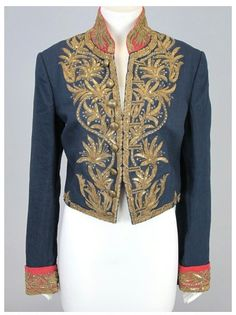 Military inspired jacket by Ralph Lauren