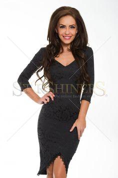 StarShinerS Devotion Black Dress