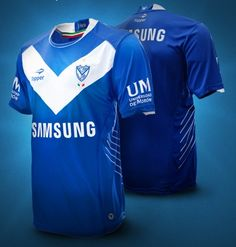 Velez Sarsfield Away Kit 2012/13 Topper