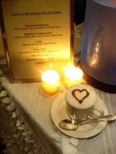 "This is how we ""espress"" love at  wedding receptions. www.espressodave.com"