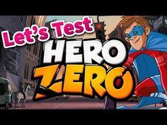 Hero Zero - Browsergame ► http://www.mygamedeals.de/de/hero-zero.html