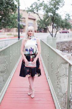 Pretty feminine floral look | The sTORIbook Blog