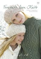 Favourite Aran Knits - 342 - Fun, easy knitting patterns combine with Hayfield's great value yarns for knits accessible to all. Free Aran Knitting Patterns, Easy Knitting, Double Knitting, Knitting Books, Knitting Projects, Crochet Cap, Crochet Pattern, Garter Stitch, Pattern Books