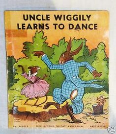 .Uncle Wiggily..... childhood delight from the 50's. Who could forget Nurse Jane Fuzzy-Wuzzy?