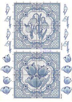 Gallery.ru / Фото #11 - The world of cross stitching 043 март 2001 - WhiteAngel