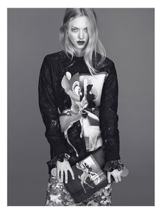 Amanda Seyfried - Givenchy F/W 13 (preview)