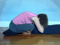 by Nina As I discussed yesterday in Anxiety, Yoga, and the Front Body , supported forward bends can be wonderfully quieting and soothing. Relaxation Meditation, Relaxing Yoga, Bend Yoga, Improve Flexibility, Restorative Yoga, Healthy Aging, Dinosaur Stuffed Animal, Animals, Pilates