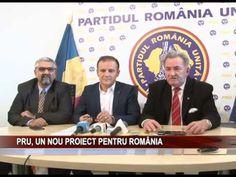 PRU, UN NOU PROIECT PENTRU ROMÂNIA