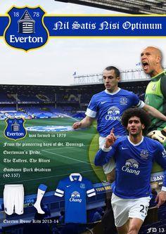 Everton's Poster #COYB