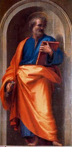 FRA BARTOLOMEO SAN PEDRO 1513-14