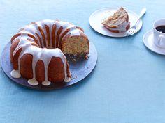 Flourless Carrot Bundt Cake Recipe : Food Network Kitchens : Food Network - FoodNetwork.com