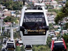 El Metro y el Metrocable un sistema de transporte que envidia todo un país
