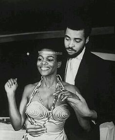 Cicely Tyson and James Earl Jones