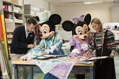 mickey and minnie photoshoot 2016 | Hong Kong Disneyland Spring Premier Costume…