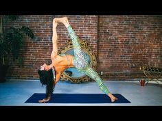 Side Plank Vashistasana Yoga Class with Meghan Currie Yoga - YouTube