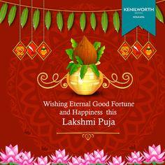 Wishing you all a Happy Lakshmi Puja!