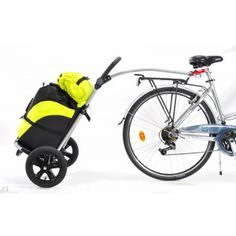Baby Strollers, Bicycle, Camping, Vehicles, Courses, Veils, Cycling, Baggage, Black People