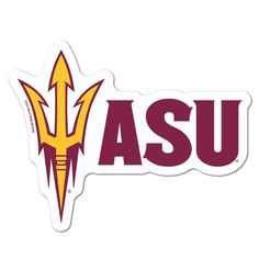 Arizona State Sun Devils NCAA Automotive Grille Logo on the GOGO