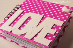 scrapbooking peanuts: With Love