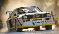Audi Quattro S1 Audi Quattro, Audi Motorsport, High Definition Pictures, Volvo Cars, Audi Sport, Rally Car, Toyota Celica, Car Pictures, Car Pics