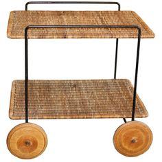 Carl Aubock Trolley