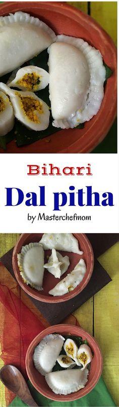 MASTERCHEFMOM: Bihari Dal Pitha   How to make Dal Pitha at Home   Traditional Bihari Recipe   Stepwise Pictures   Gluten Free and Vegan Recipe
