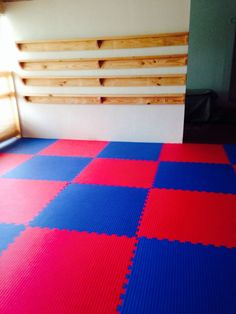 The mats are better than you company advertisement. My students really enjoy training on the new floor. Your shipping schedule was exactly as promised. I will be doing future business with GREATMATS. Charles H Bay City, TX