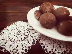 """selbstgemachte französische """"marrons glacés"""" - kandierte Kastanien #DIY #backen"""