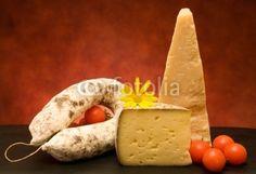 Still Life Con Salame E Formaggi © eZeePics Studio #21004856