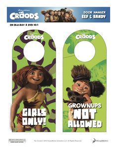 My Day At Dreamworks Animation To Celebrate The Croods giveaway