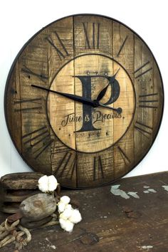 34 Unique Wall Clock for Your Home #WallClockforHome