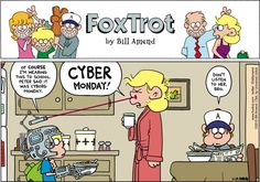 Our favorite #funnies from the #holiday weekend (Nov. 28-29) are on the blog! Check them out, here: http://blogs.gocomics.com/2015/11/weekend-faves-novemeber-30.html?utm_source=pinterest&utm_medium=socialmarketing&utm_content=weekendfaves&utm_campaign=social | #GoComics #comics #webcomic #SundayFunnies #weekend #favorites