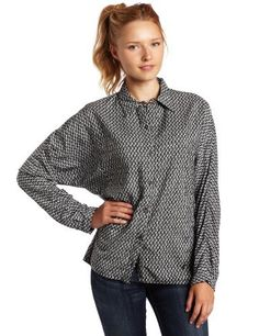 Volcom Juniors Not So Classic Dolman Style Shirt Volcom. $32.81. Machine wash cold, tumble dry low. Bracelet length sleeves. Dolman style button up. Made in India. 100% polyester crepe. Princess seams at front and back. Drop shoulder seams at front