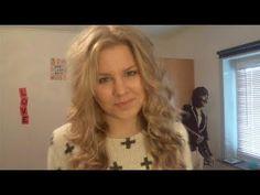 Eleanor Calder Curly Hair Tutorial [reupload]   ShinyLipsTv - YouTube