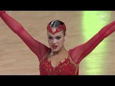 The Final Reel | 2016 International Open LAT | DanceSport Total - YouTube