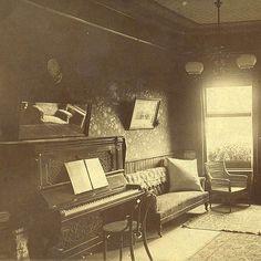 """Parlor 1870's"""