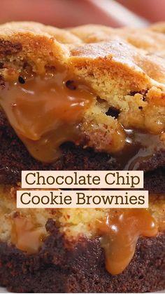 Fun Desserts, Delicious Desserts, Yummy Food, Fun Baking Recipes, Sweet Recipes, Brownie Recipes, Cookie Recipes, How Sweet Eats, Desert Recipes