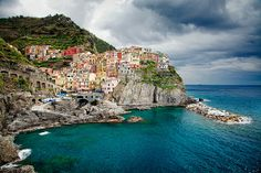 Manarola, Cinque-Terre, Italy - Mediterranean Oasis Piece Puzzle by Eurographics) Cinque Terre Italia, Places To Travel, Places To See, Travel Couple Quotes, Symphony Of The Seas, Countries To Visit, Romantic Getaways, Royal Caribbean, Of Wallpaper