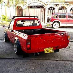Mini Trucks, Toy Trucks, Pickup Trucks, Toyota Cars, Toyota Hilux, Custom Trucks, Custom Cars, Pick Up, Drift Truck
