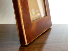 SALE Rustic Picture Frame 5x7 Photo Frame by woodlandhouse on Etsy, $17.00