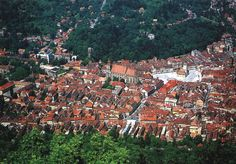 I've been to Romania twice - to Brasov in 1986 (under communism) and Arad and Timisoara in It was a great place to visit - everyone was so friendly and welcoming, even in when Romanians were supposed to report conversations with foreigners. Wonderful Places, Great Places, Famous Castles, Eastern Europe, Best Memories, Aerial View, City Photo, Dolores Park, Places To Visit