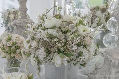 Zita Elze for Four Seasons Hampshire Jan 2015 fairytale wedding flowers photographed by Tatsuya Shirai