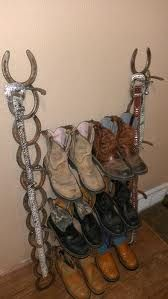boot and belt rack