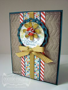 Stampin' Up! SAB  by Connie C at Constantly Stamping: Bloomin' Marvelous