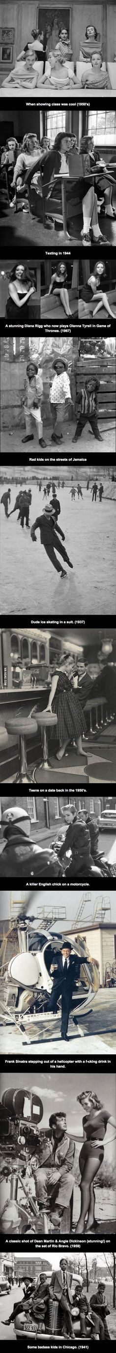 1950s: when classy was cool